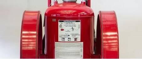 Fahrbare-Feuerlöscher Industrie