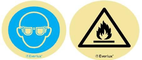 Sicherheitsbeschilderung für Industrieanlagen