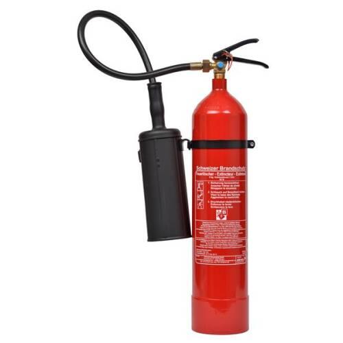 EDV-Feuerlöscher Co2, 5 Kilo K5J