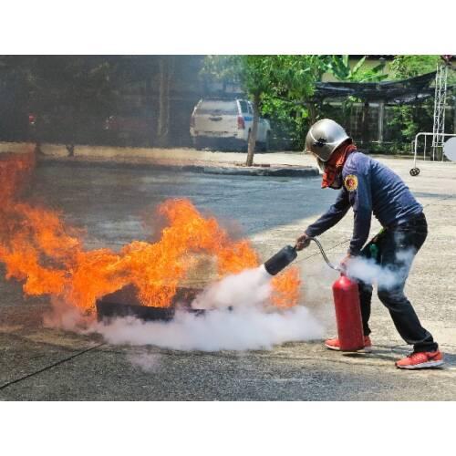 Brandschutzschulung Modul 2