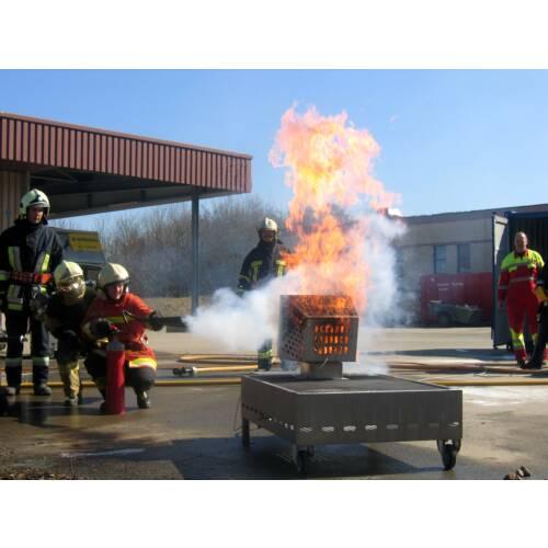 Brandschutzschulung Modul 4