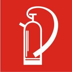 Brandschutzzeichen Feuerlöscher BGV
