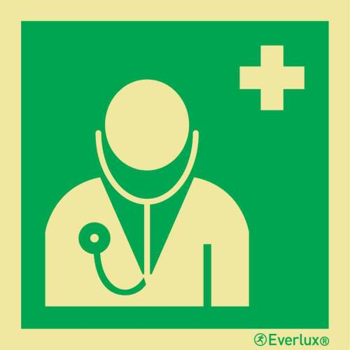 Arztschild - Symbole