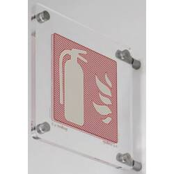 Brandschutzzeichen Feuerlöscher Exklusiv