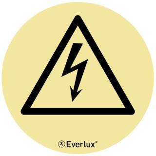 Warnung vor Elektrischer Spannung