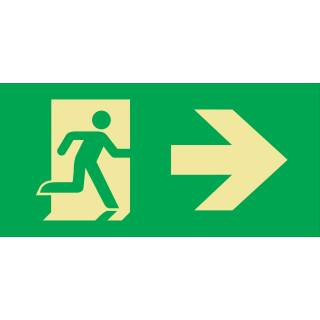 nach rechts