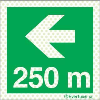 Links 250 Meter